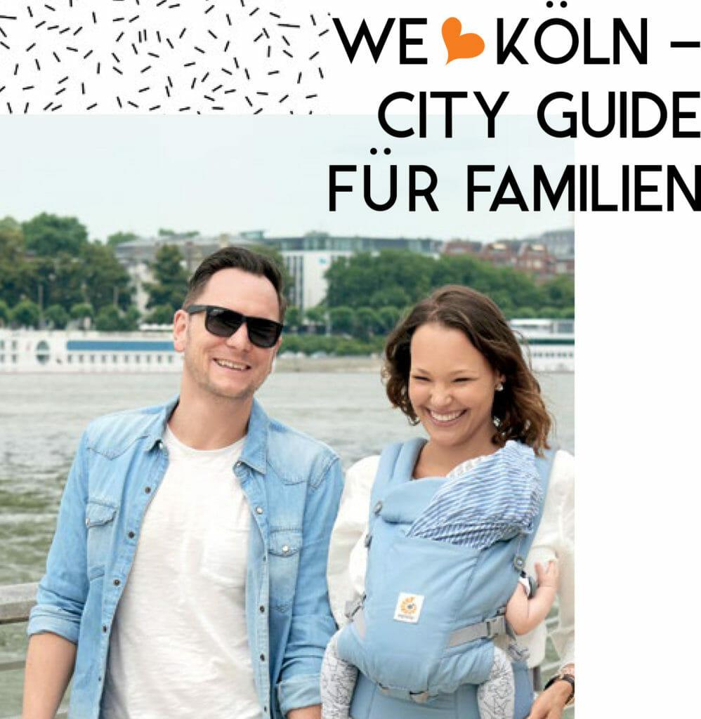 Langes Family-Wochenende in Kölle