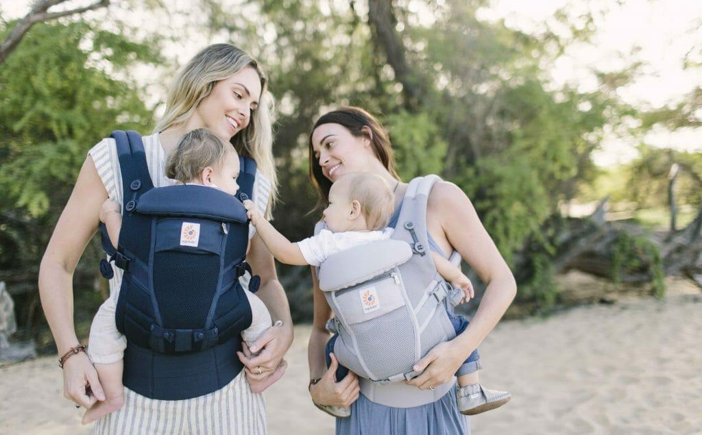 Tragetipp: Getragene Babys weinen weniger