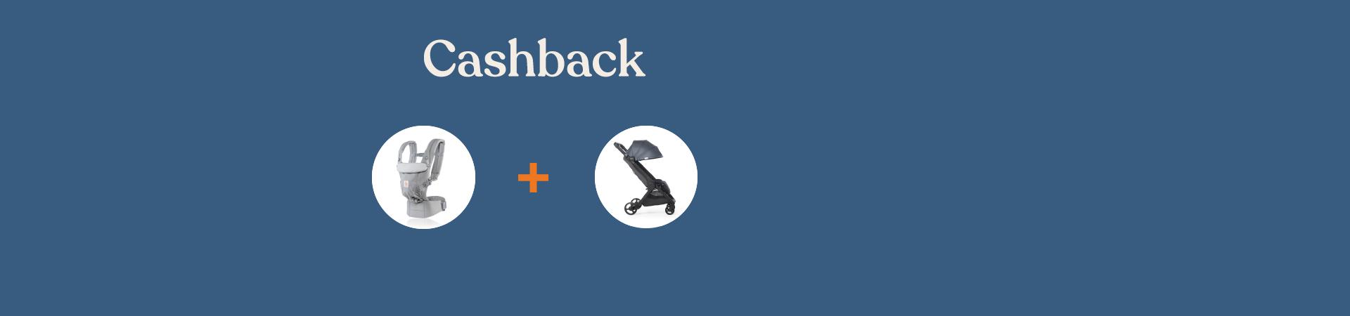 Cashback Ergobaby Babytrage Adapt