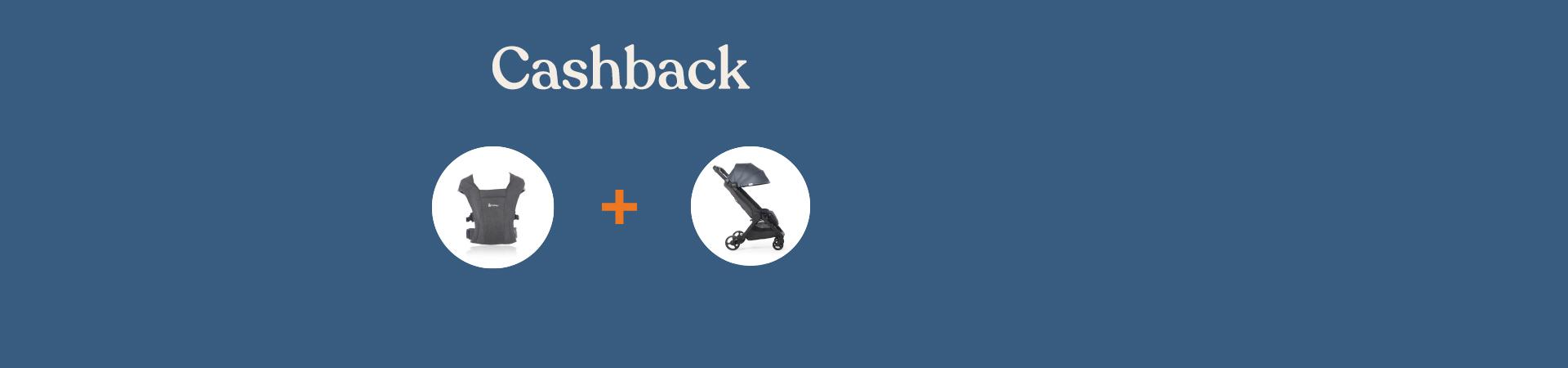 Cashback Ergobaby Babytrage Embrace