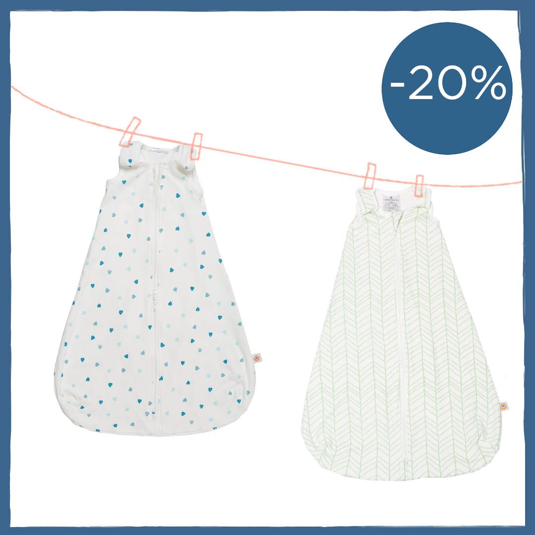 Ergobaby Baby Sleep Bag Bundle - 20% off